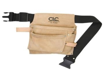 IP-489X Nail & Tool Pouch with 3 Pockets